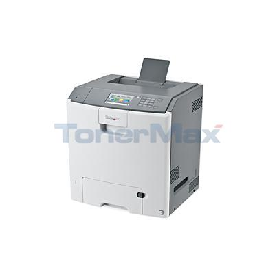 Lexmark C748de